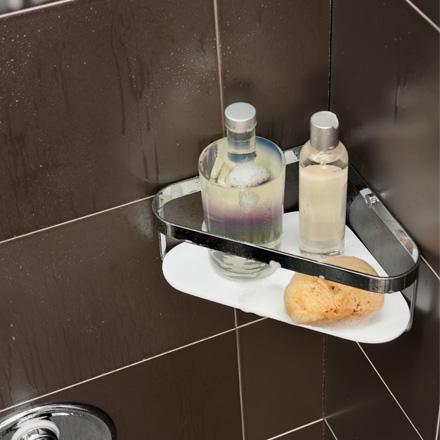 Accesorios de ba o dott elegancia y funcionalidad grup for Jabonera de pared bano