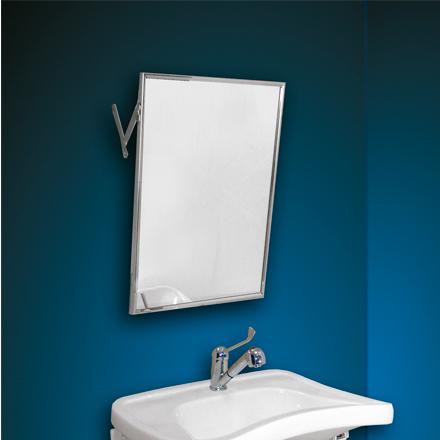 Soluciones para aportar seguridad en tu ba o grup gamma - Espejos para lavabos ...