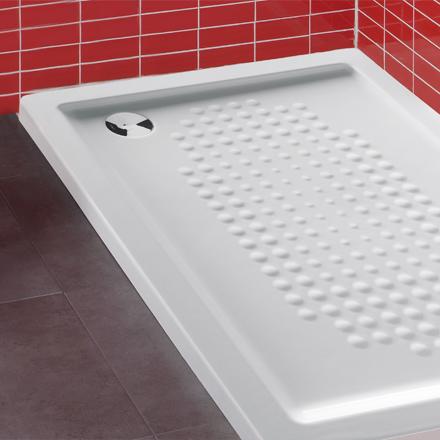 5 ideas para cambiar ba era por plato de ducha grup gamma for Como colocar un plato de ducha