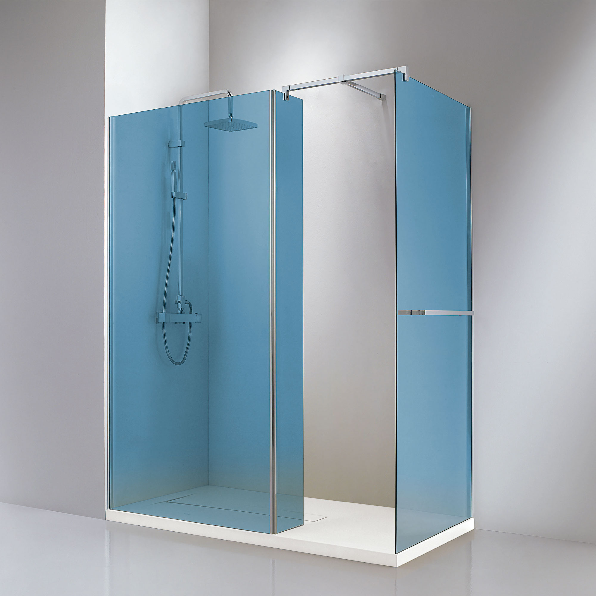 Nueva selecci n de mamparas de ducha de profiltek grup gamma - Perfiles mamparas ducha ...
