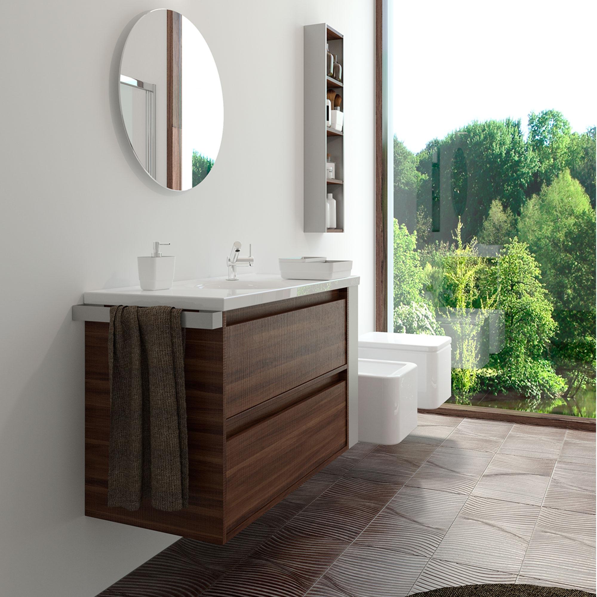Nace la serie de muebles de baño más inteligente!  Grup Gamma