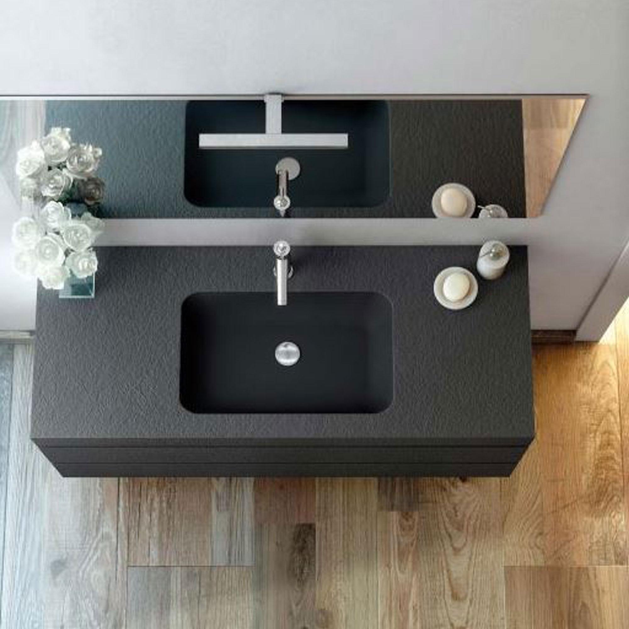 Mueble de baño MAKING Texturas infinitas para tu baño  Grup