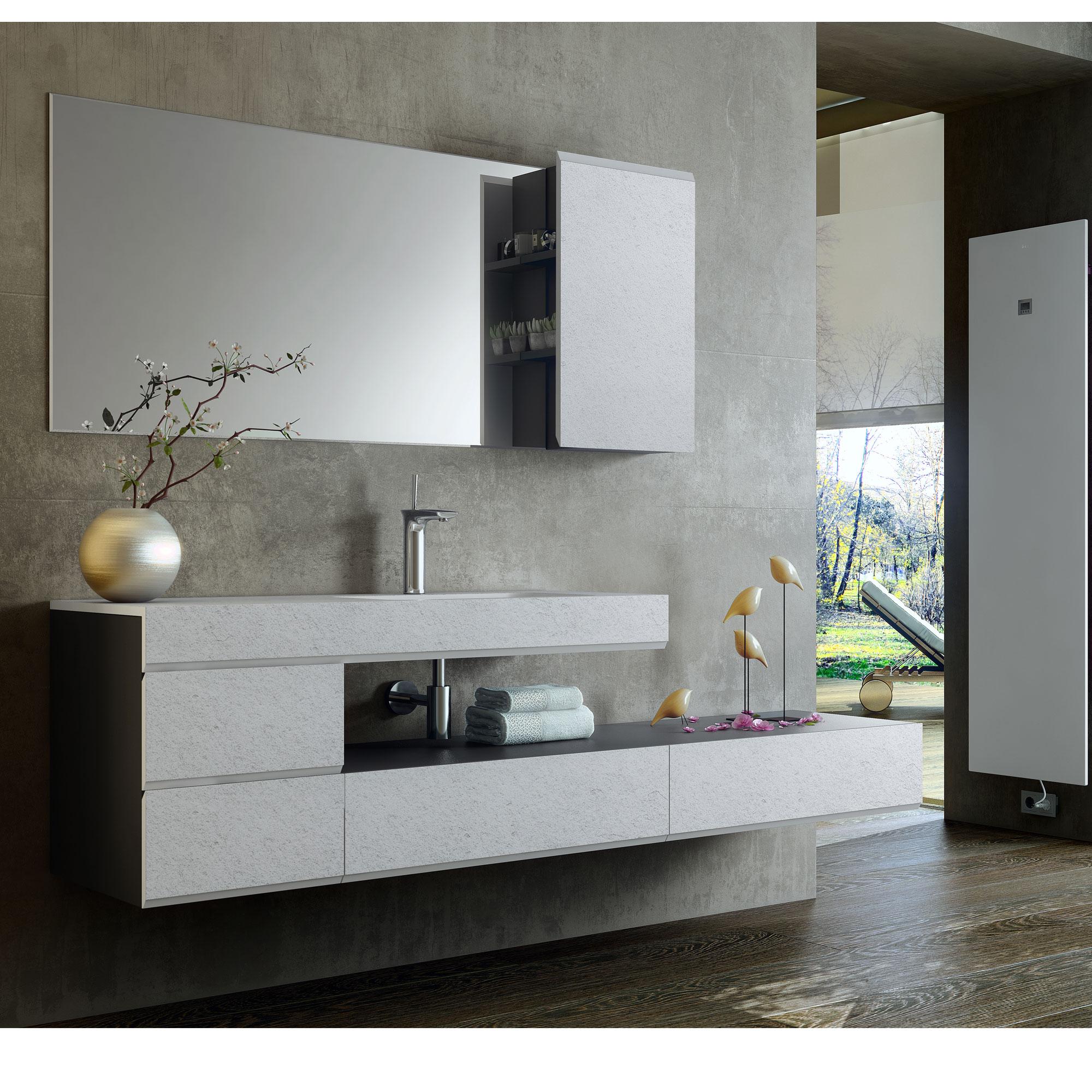 mueble es modular y te permite crear tu propio mueble, a tu manera