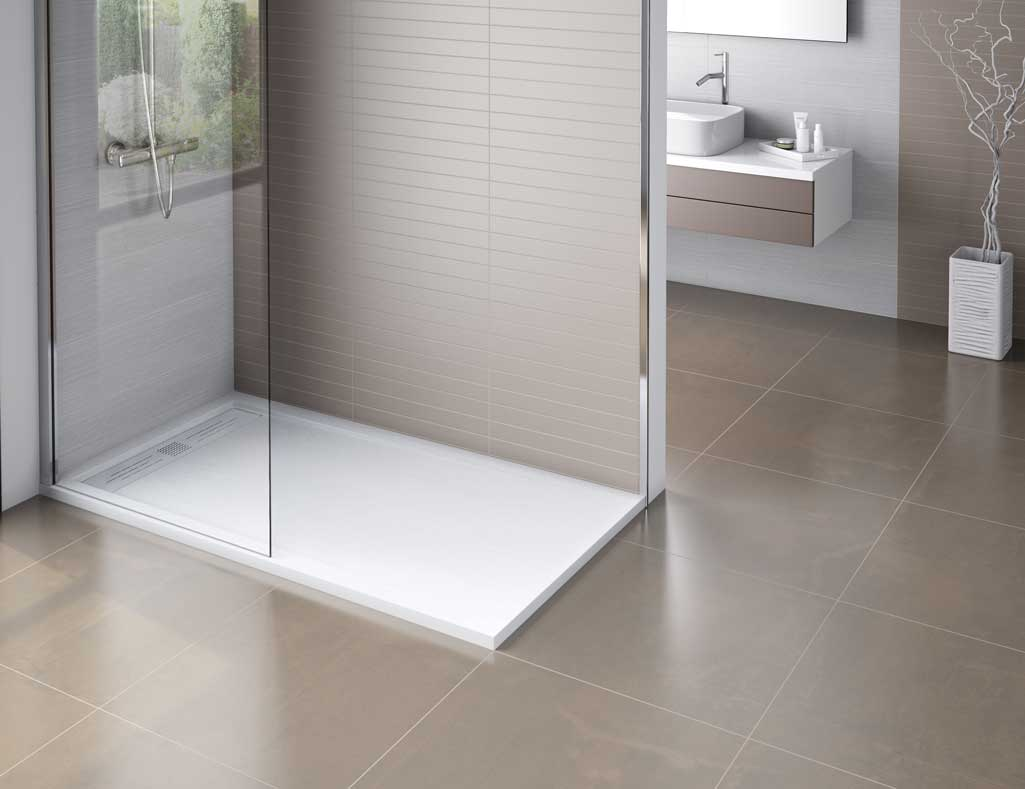 Plato de ducha inn calidad y seguridad en el ba o grup - Platos de ducha pequenos ...