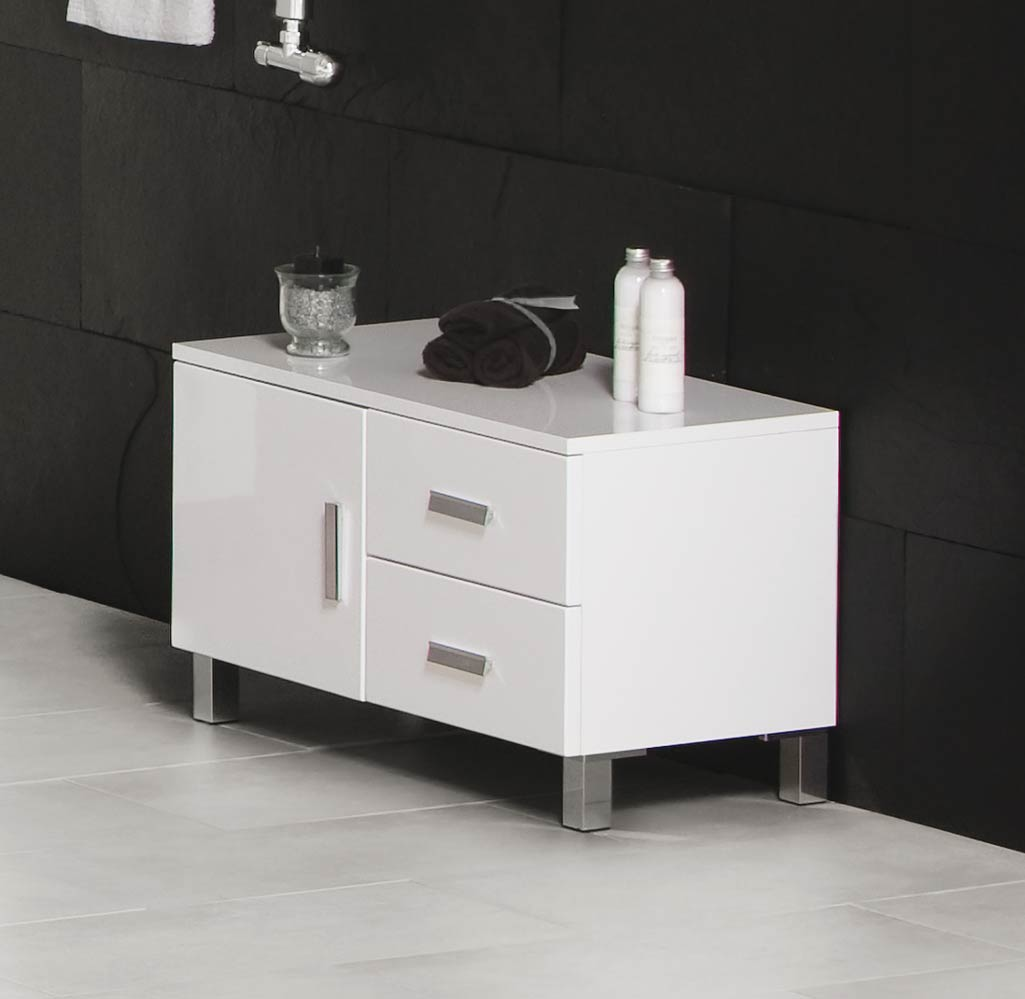 Muebles auxiliares los aliados para tu ba o grup gamma - Ikea muebles auxiliares de bano ...