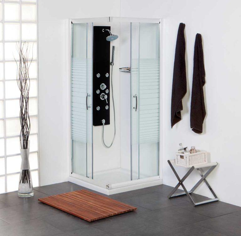 Qué mampara escoger para nuestro cuarto de baño? | GAMMA Azara