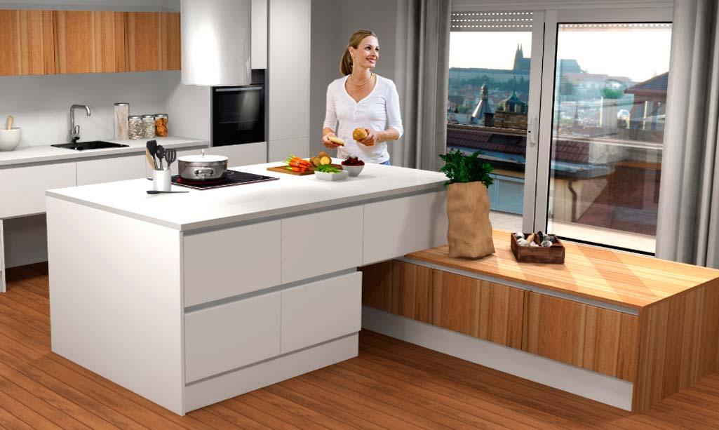 Antes de reformar la cocina toma nota gammaracionero - Reformar una cocina ...