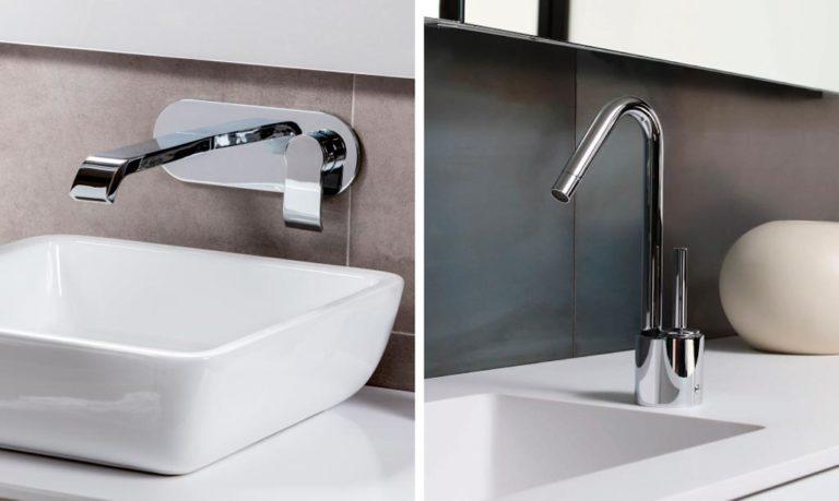 en ambos casos los grifos de lavabo pueden ser ese pequeo detalle que aporte un plus de sobriedad y elegancia a tu cuarto de bao with lo ultimo en cuartos