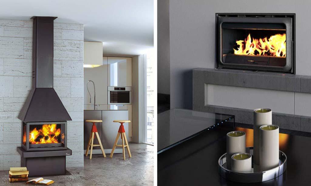 Puedo instalar una chimenea en casa gammaracionero - Chimeneas con estilo ...
