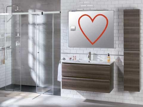 Un cuarto de baño para cada tipo de amor - Grup Gamma