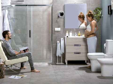 Tu cuarto de baño crece contigo - Grup Gamma