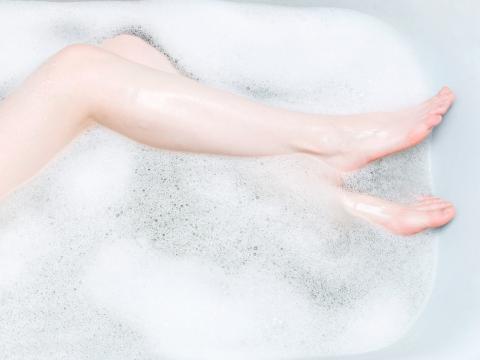 baño wellness en casa, spa en casa, sauna en casa