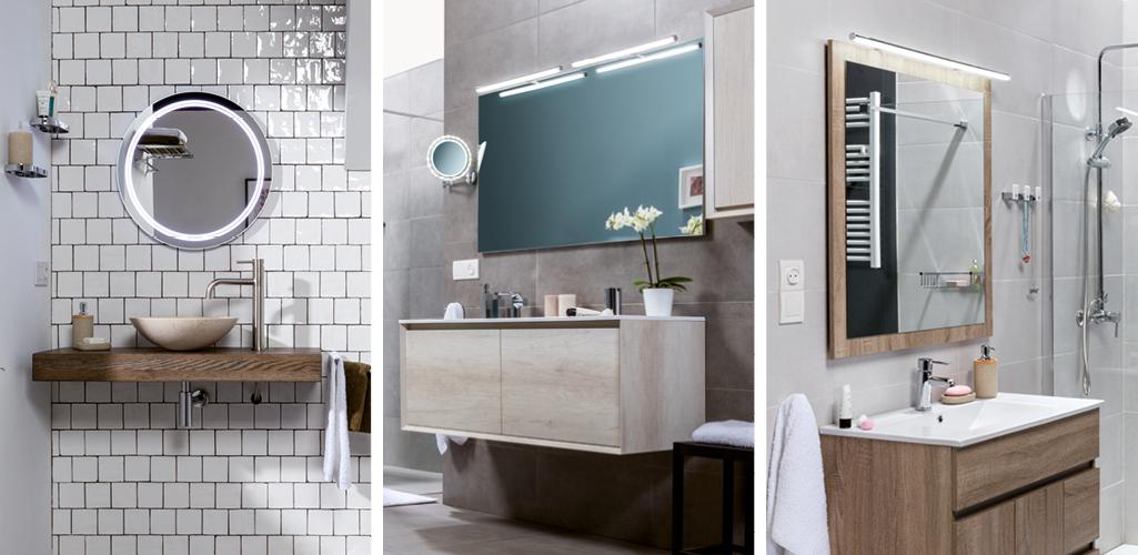C mo elegir espejo para el ba o grup gamma for Espejos de pared vintage