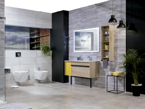 el baño de tus sueños, baños grandes, luz en el baño, baños más grandes.