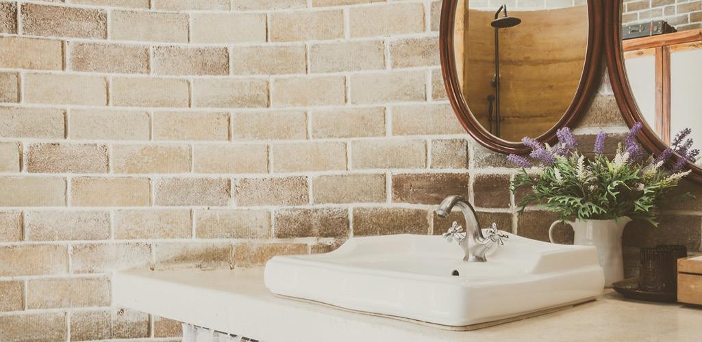 los baños rústicos, estilos tradicionales que se vuelven tendencia ... - Imagenes De Banos Rusticos Modernos