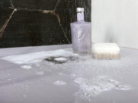 Plato de ducha, plato de ducha antideslizante
