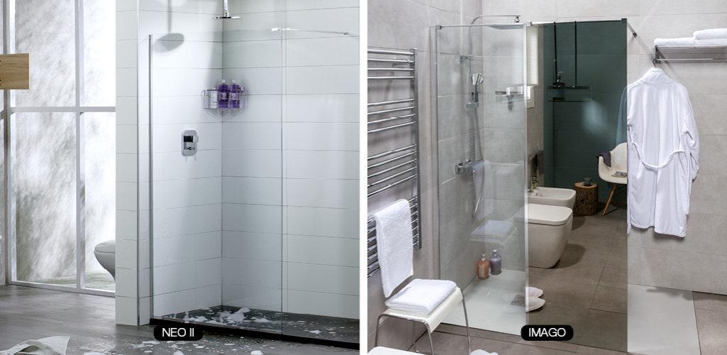 Mampara para ducha una elecci n compleja gamma azara - Limpiar mamparas ducha ...