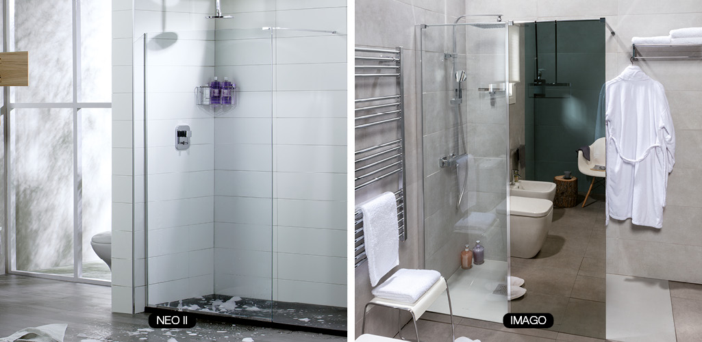 Mampara para ducha una elecci n compleja grup gamma - Instalar una mampara de ducha ...