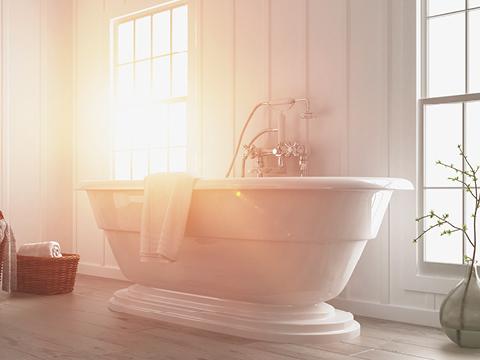 iluminación del baño, cómo iluminar el baño