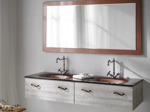 detalles románticos, baño estilo romántico