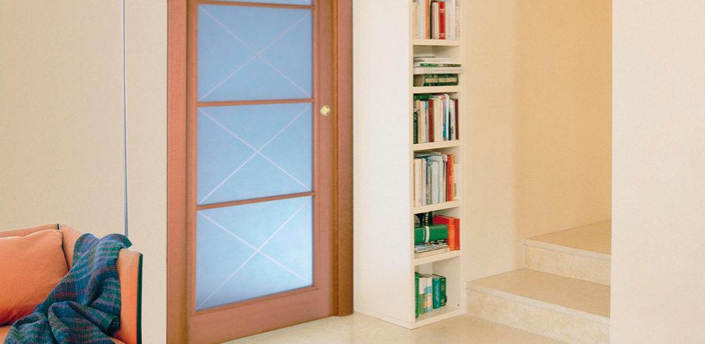Puertas correderas: distribución y diseño | GAMMA Azara