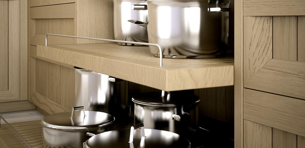 5 trucos para decorar cocinas pequeñas - Grup Gamma