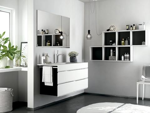 blanco y negro Archives - Blog en tendencias en cuartos de baños ...