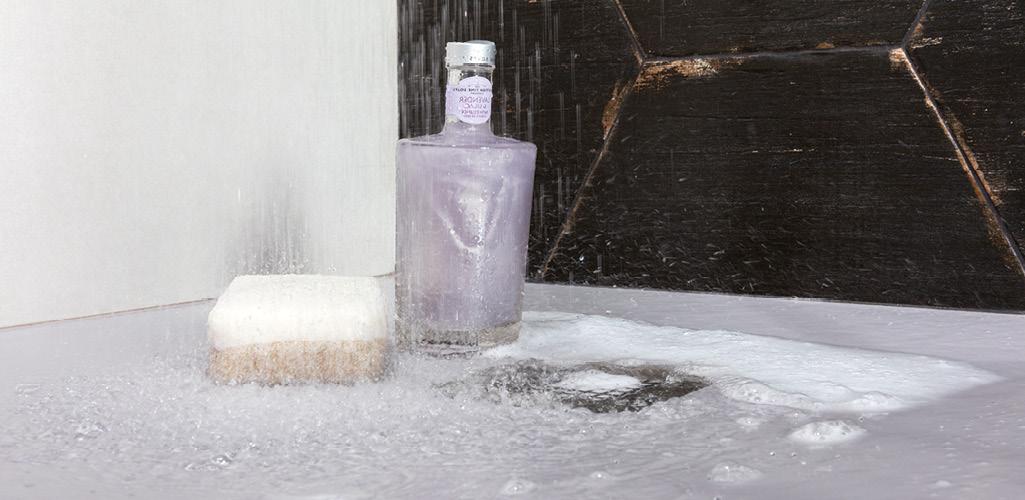 C mo limpiar la ducha gibralcer azulejos cocinas y - Como limpiar la mampara de la ducha ...
