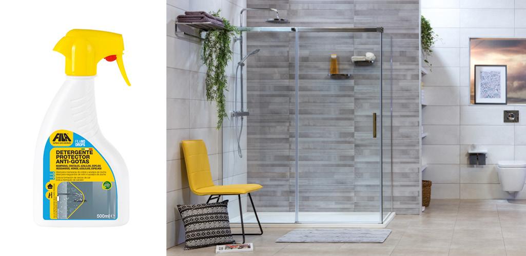 C mo limpiar la ducha gibralcer azulejos cocinas y - Como limpiar juntas azulejos bano ...