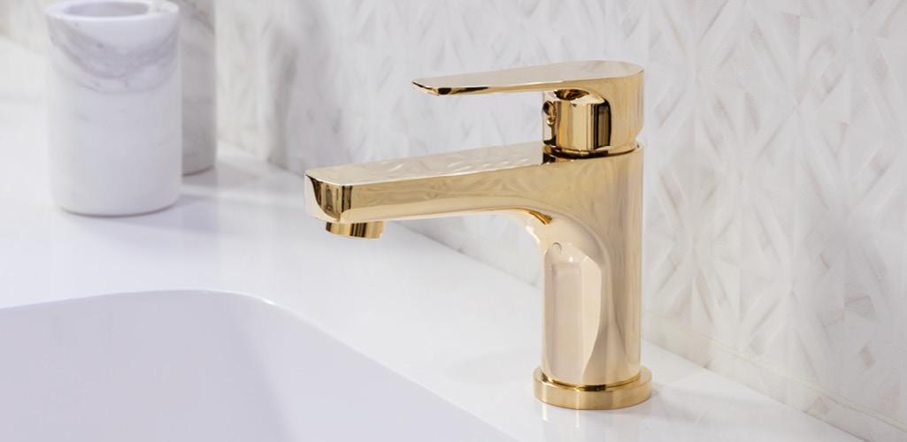 Grifer as doradas un toque de oro a tu ba o gibralcer for Griferia para bano y cocina