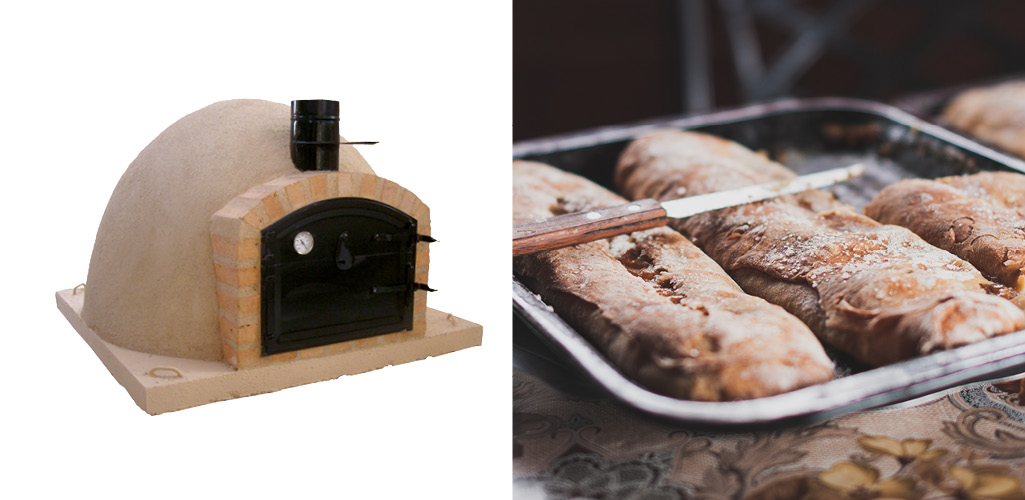 5 ventajas de cocinar en un horno de le a grup gamma - Cocinar en horno de lena ...