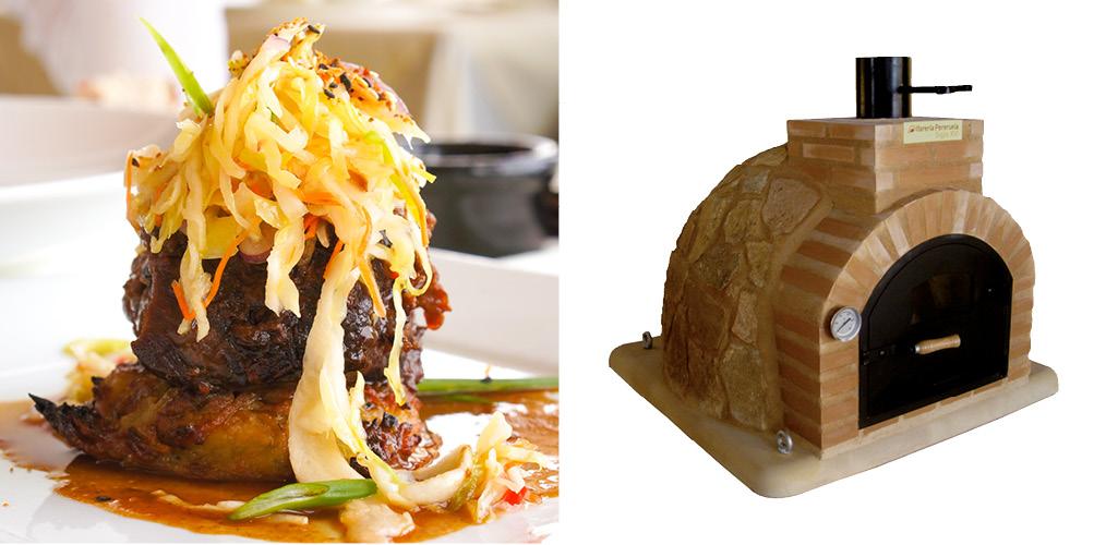 5 ventajas de cocinar en un horno de le a gibralcer - Como cocinar en un horno de lena ...