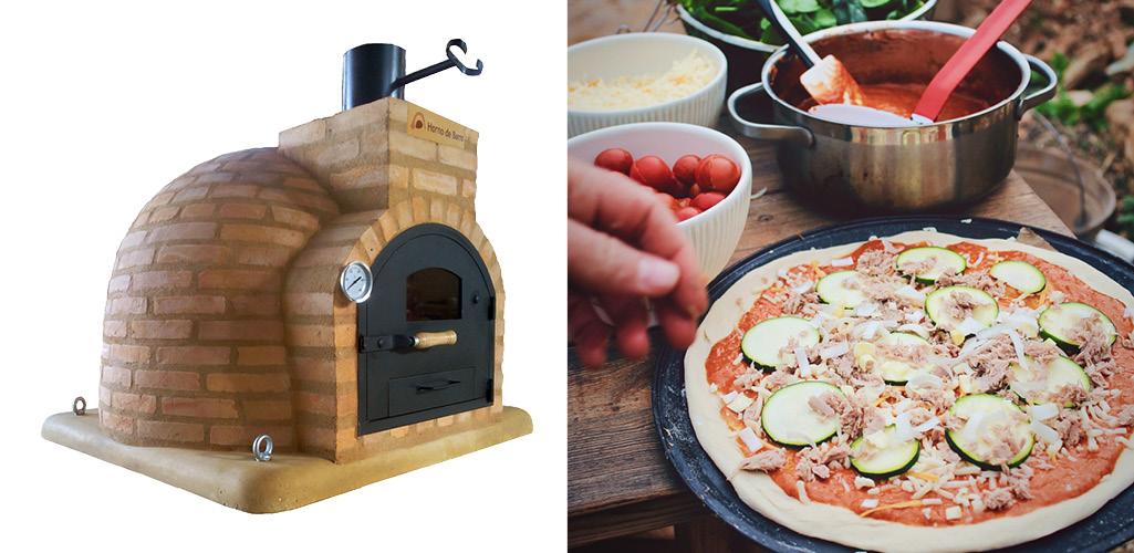 5 ventajas de cocinar en un horno de le a gibralcer - Cocinar en horno de lena ...