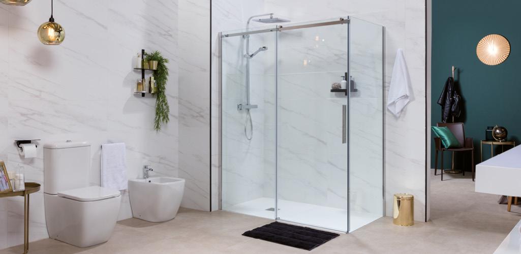 ¿Qué mampara de baño elegir?