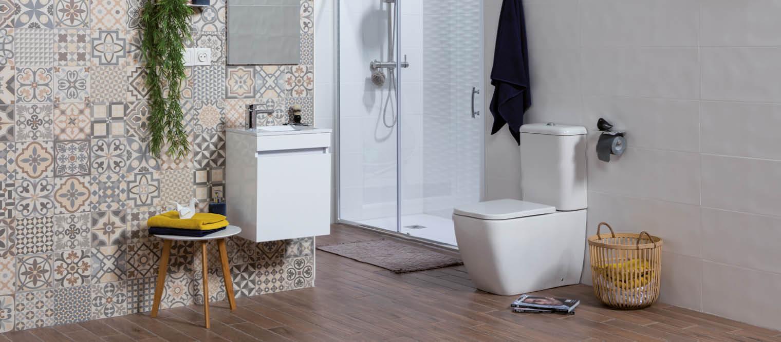 C mo limpiar el ba o gibralcer azulejos cocinas y - Como limpiar el wc ...