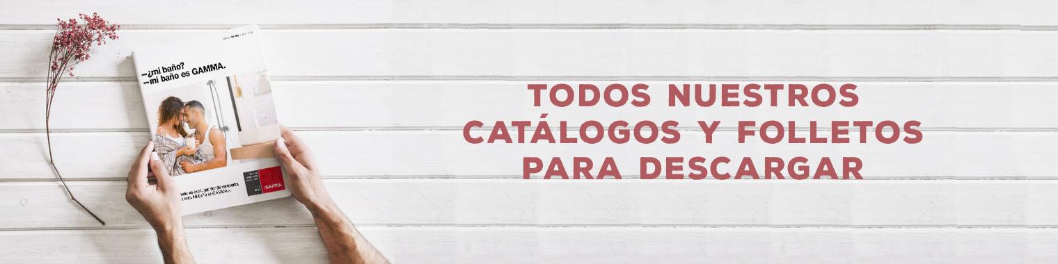 Catálogos y folletos de Gamma para descargar