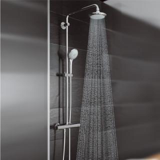 conjuntos de ducha es la opcin que est ms de moda compuestos por el grifo de ducha mando de ducha con diferentes posiciones y soporte
