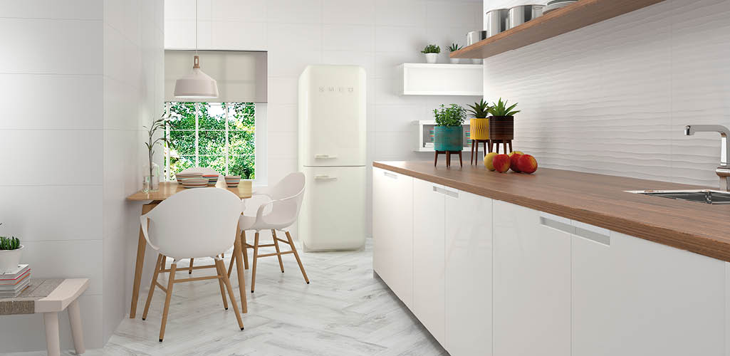 suelo para cocina, cerámica cocina