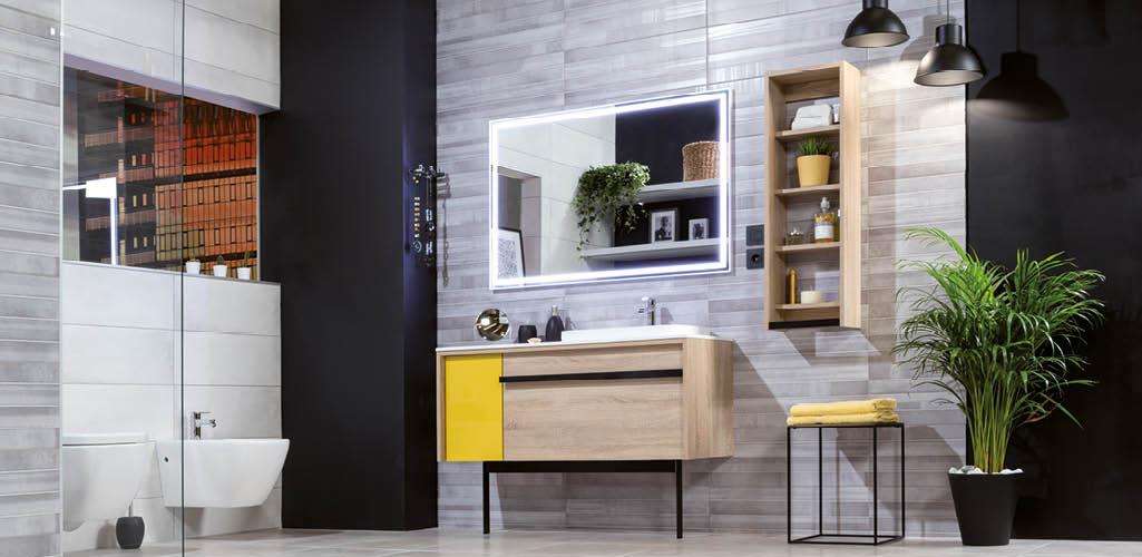 Tendencias en baños este 2019. La madera será la estrella de tu baño.