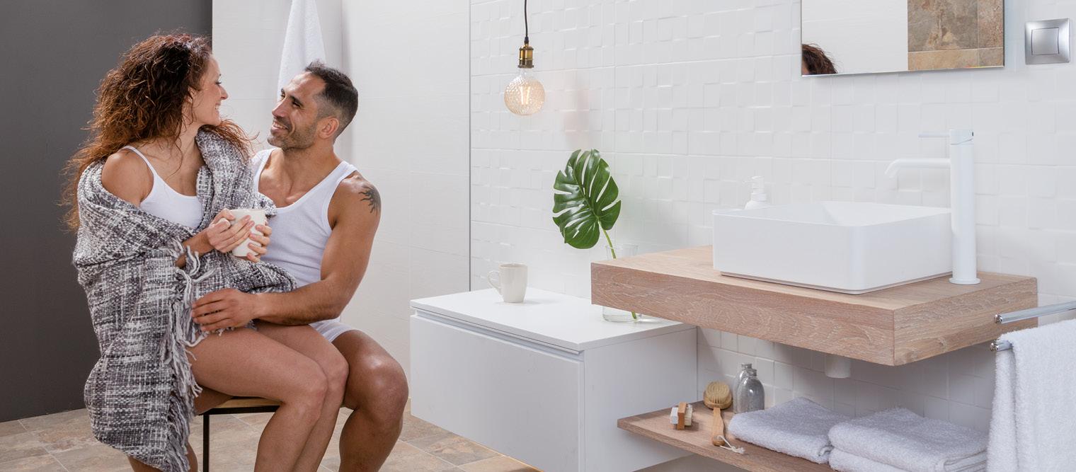 El éxito en la decoración de baños depende de cómo planifiques reformar el baño