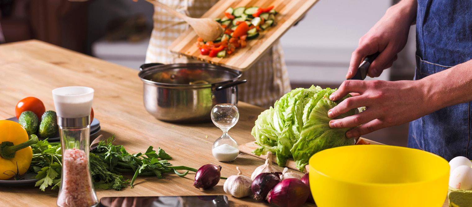 Una cocina respetuosa con el medio ambiente