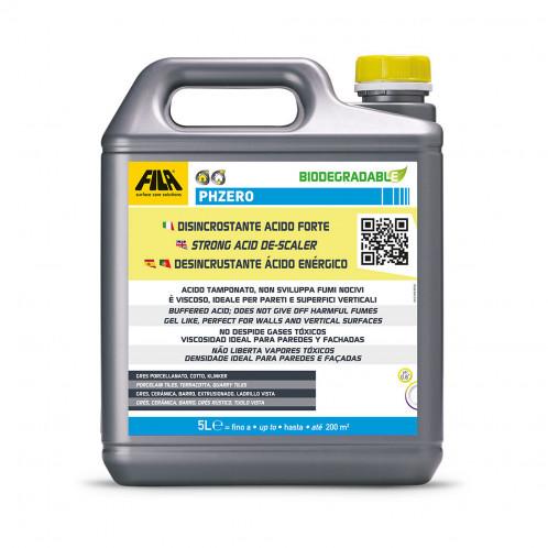 Desincrustante Fila ácido viscoso 5L