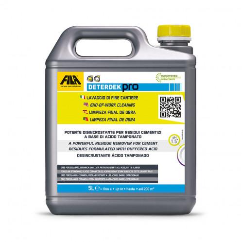 Detergente desincrustante ácido 5L