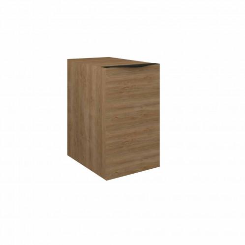Módulo LUCCA de mueble roble natural 30 cm