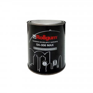 Acces. impermeab. epdm adhesivo solap/sop.sa008max 1l