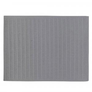 Alfombra de baño Sorema NEW PLUS magentic grey 50x70 cm