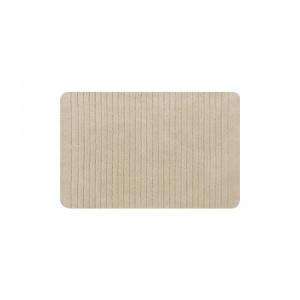 Pz. Sorema alfombra river 50x70 natural