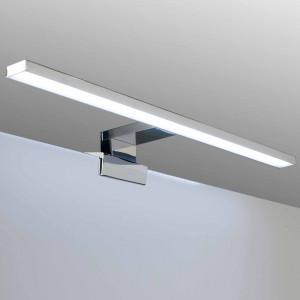 Aplique de baño LED Baho PULSAR 45 cm cromado luz fría