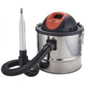 Aspirador para cenizas pellet 1.000w 10 litros