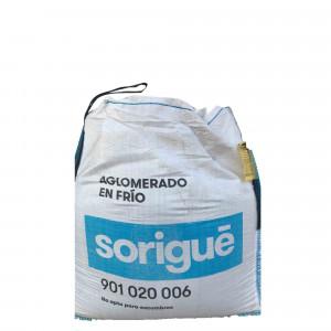 Big bag Asfalto en frio Arids Catalunya c/plastico S/R 1,000kg